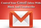 Control Your Gmail Inbox With Block And Unsubscribe