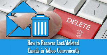 Recover Missing or Deleted Emails In Yahoo Call 1-888-282