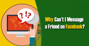 Why Can't I Message a Friend on Facebook