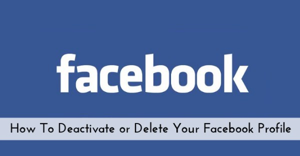 How to Deactivate and Delete Your Facebook Account Permanently