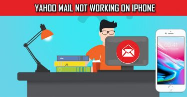 Yahoo Mail Not Working iPhone