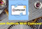 Comcast outlook configuration