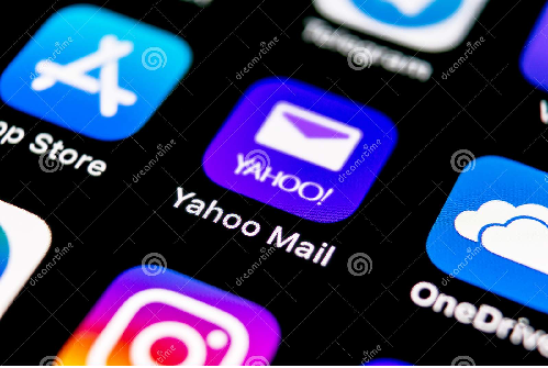 sign in yahoo mail in ios