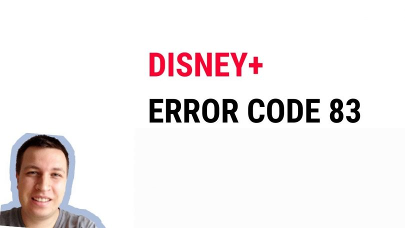 Disney plus error code 83 roku