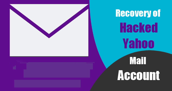 Recovery of Hacked Yahoo Mail Account